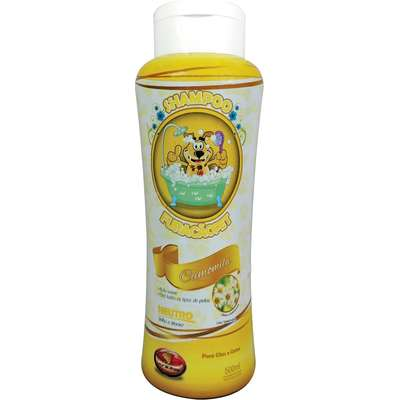 Shampoo Furacão Pet Camomila Neutro - 500ml