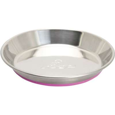 Comedouro para Gatos Rogz Cat Anchovy 200 mL - Rosa