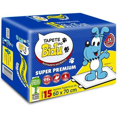 Tapete Higiênico Dog's Care do Bidu Super Premium