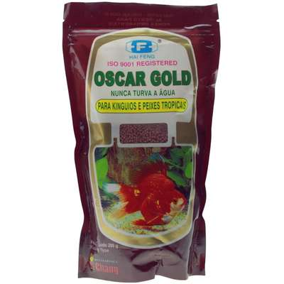 Tropical Oscar Gold - 200gr