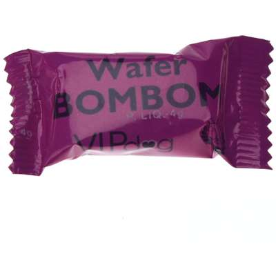 Chocolate Vipdog  Wafer Bombons para Cães - 20gr