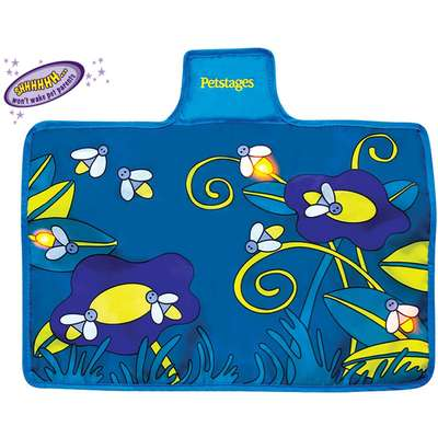 Brinquedo Petstages Flashing Firefly Mat Tapete