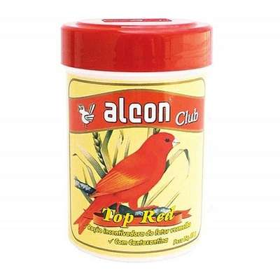 Ração Alcon Club Top Red - 80gr