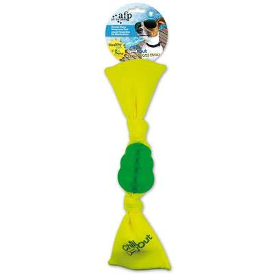 Brinquedo Afp Chill Out Dental Chew Neonprime Toss - Verde