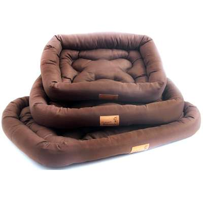 Cama Pickorruchos T-Bone Khaki Chocolate - Tam 01