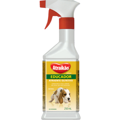 Atraikão Educador Bellokão Spray - 250ml