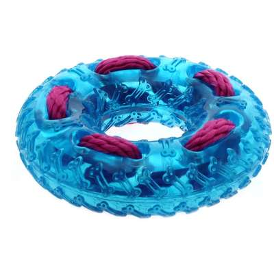 Rope Ring Azul - Jambo