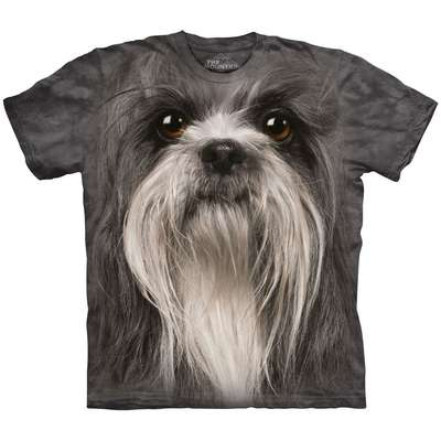 Camiseta The Montain T Shirt - Shih Tzu