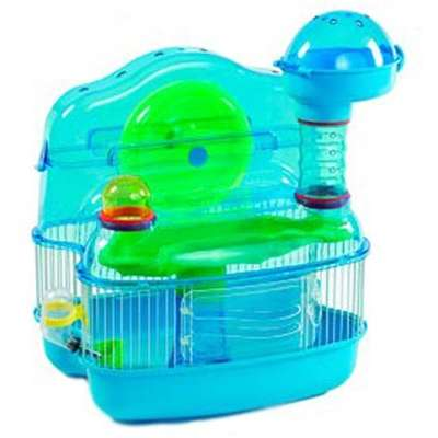 Gaiola Mr Pet para Hamster Mr House - Space