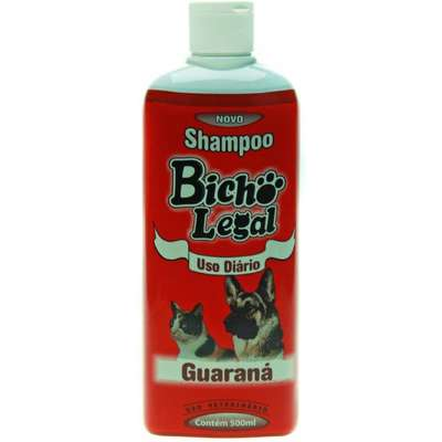 Bicho Legal Shampoo uso Diário Guaraná - 500 ml