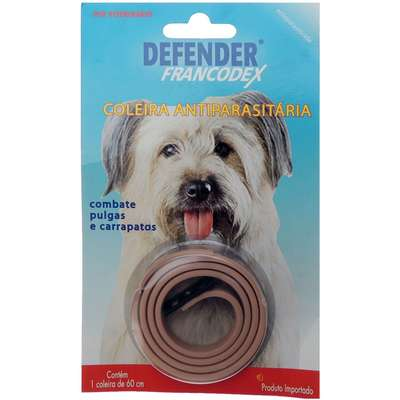 Coleira Anti Pulga Defender Francodex - Bege