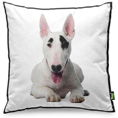 Almofada Yaay Love Dogs Black Edition - Bull Terrier