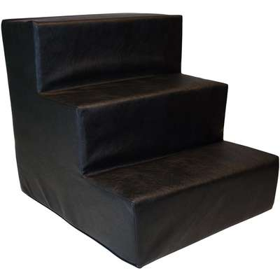 Escada Futon Dog Courino - Preto