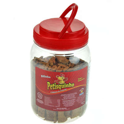 Snacks Retriever Tablete Carne Pote - 1 Kg