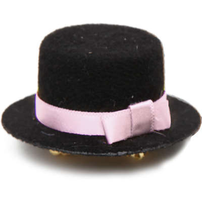 Presilha Puppy Angel Cute Fedora - Rosa