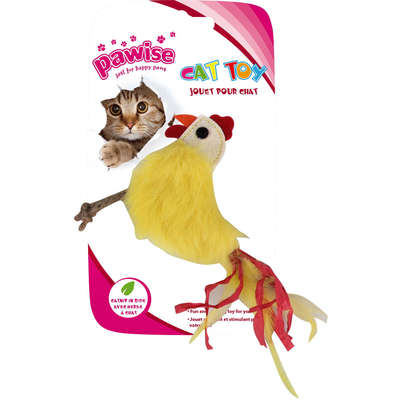 Brinquedo Pawise Cat Toy Galo