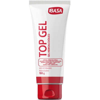 Anti-inflamatório Ibasa Top Gel - 100 g