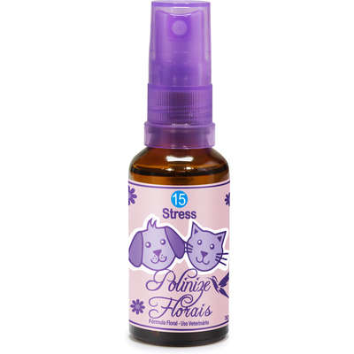 Floral Animal Polinize Spray Stress