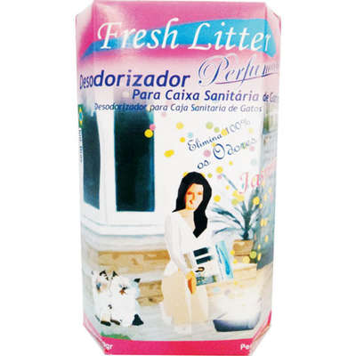 Desodorizador Easy Pet & House Fresh Litter Floral - 150 gr