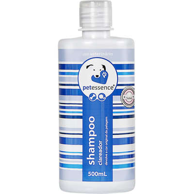 Shampooo Pet Essence Clareador para Cães e Gatos