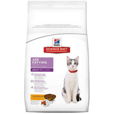 Ração Hills Science Diet Feline Senior 11