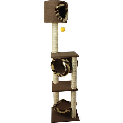Brinquedo Arranhador Art Cat Kitty Tower