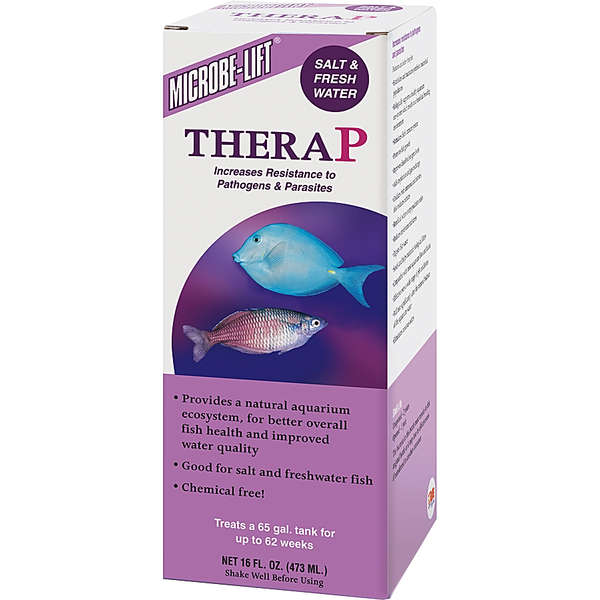 Multi Condicionador Microbe Lift Thera P para Áquarios - 118 mL