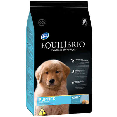 Ração Total Equilibrio Puppies Large Breeds