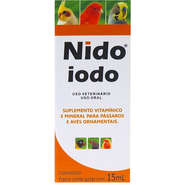 Nido Iodo - 15ml