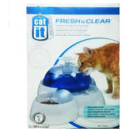 Fonte Bebedouro Cat It Fresh & Clear 110V 3 Litros - Grande