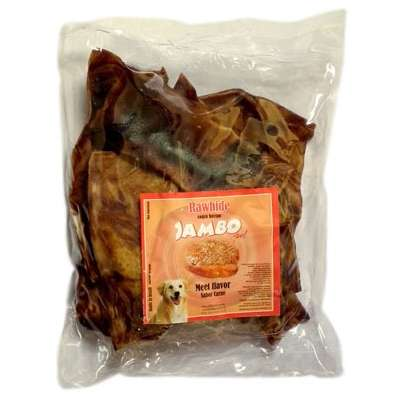 Osso Chips Carne Jambo - 200gr
